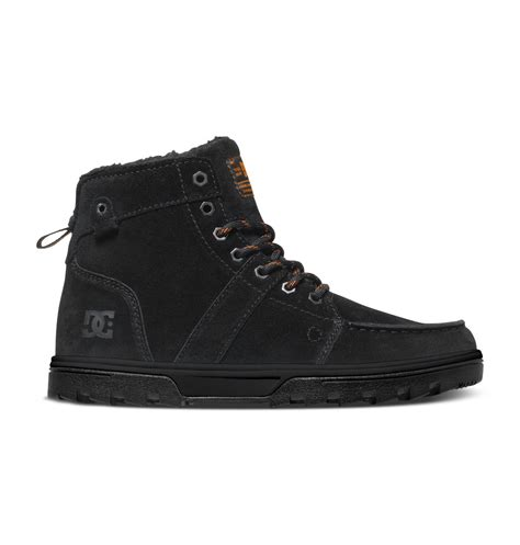 dc shoes woodland winter weather boots 303241 ebay