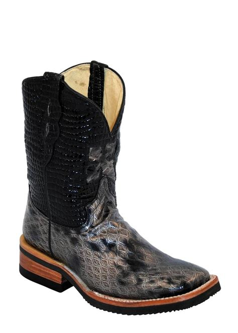 ferrini western cowboy boots womens cool black