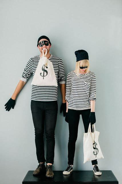 halloween themes for banks halloween costume ideas for couples bank robbers