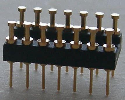 Was Ist Ein Sockel by Was Ist Das F 252 R Ein Bauteil Ic Sockel Mikrocontroller Net