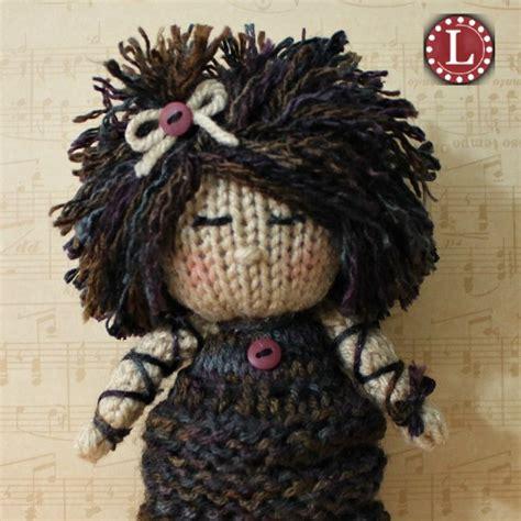 add big hair   knit doll loomahatcom