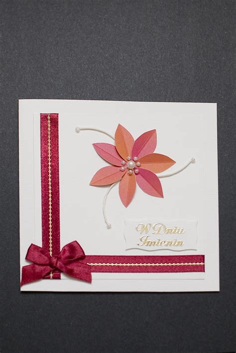 Handmade Name Cards - name day cards cards boutique