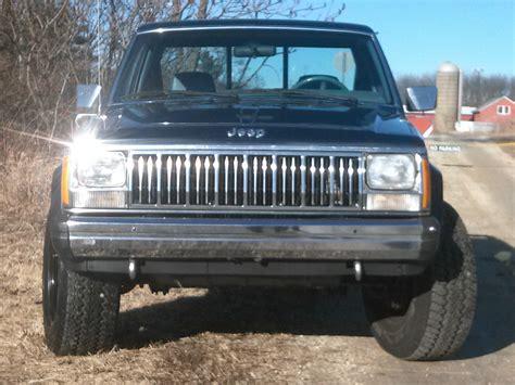 jeep pickup comanche 1986 jeep comanche x standard cab pickup 2 door 2 5l