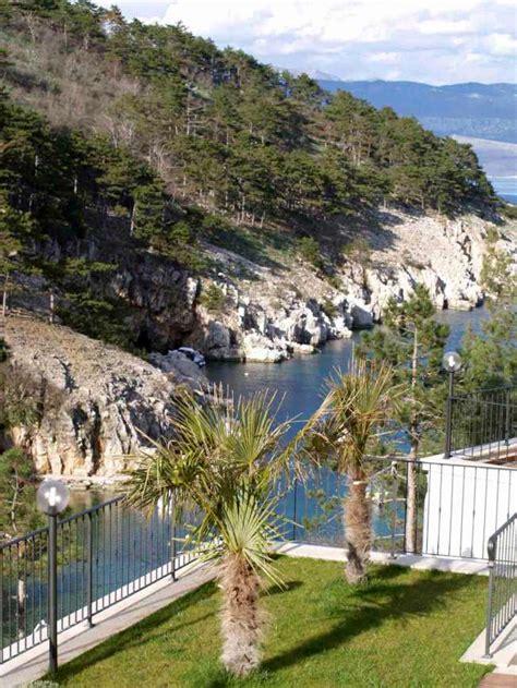 wohnung kaufen in griechenland am meer insel krk kvarner bucht wohnung am meer mit terrasse