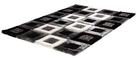 modern s6521 black area rug