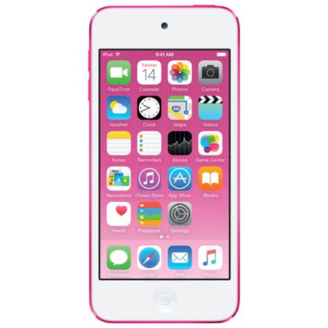 Best Buys Ipod Gift Set For by Apple Ipod Touch 6th Generation 32gb Pink Apple Ipod