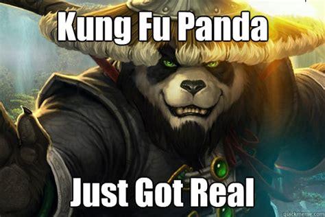Fu Meme - kung fu panda just got real kung fu panda wow quickmeme