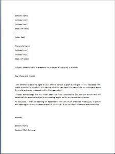 offer acceptance letter write a formal
