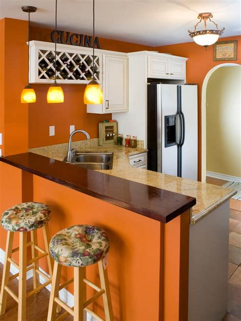 Decorating With Warm, Rich Colors   HGTV