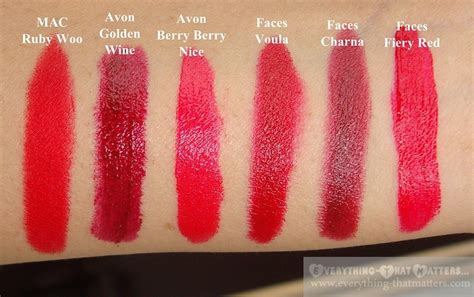 Avon Lipstick Warm Berry top 12 lipsticks for indian skintone everything that matters