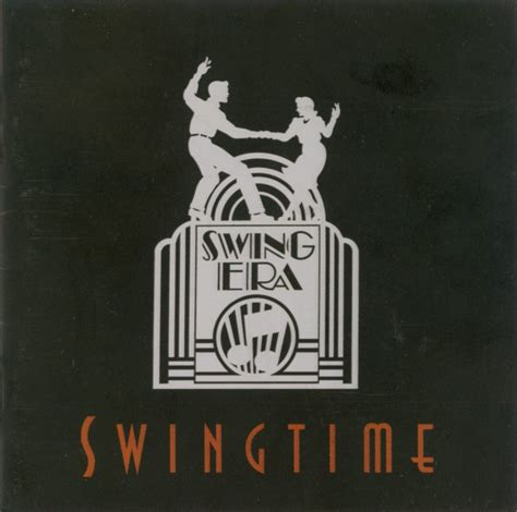 swing time soundtrack billy may glen gray swing era swingtime cd album at