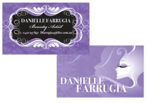 business card makeup artist boutique beautiful custom business card design portfolio