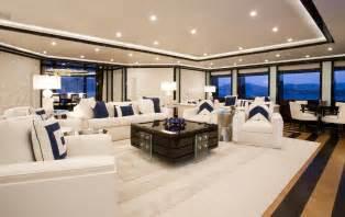 luxury yacht interiors quot alfa nero quot 81m charter yacht price p w 840 000super