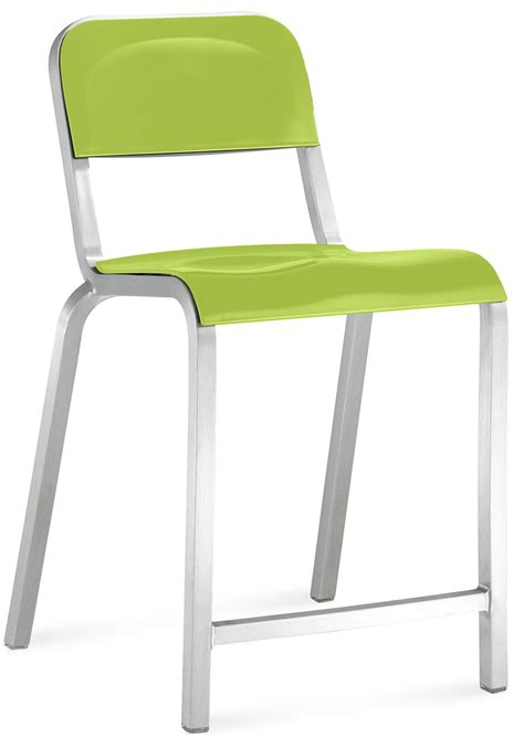 Emeco 1951 Counter Stool by Emeco 1951 Counter Stool Gr Shop Canada
