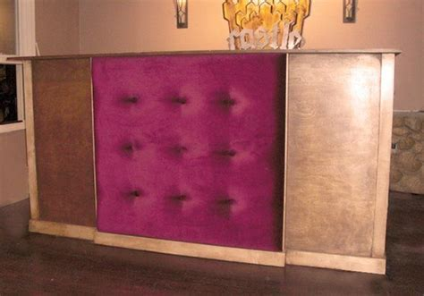 Tufted Reception Desk Tufted Reception Desks Reception Desk Clothing Boutique For Sale Salon Ideas Pinterest
