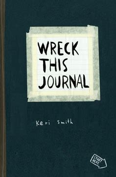 Pdf Wreck This Journal 4 Set by Ideas For Wreck This Journal