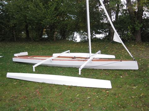 trimaran kits plans trika trimaran building kit offered by clc boats small