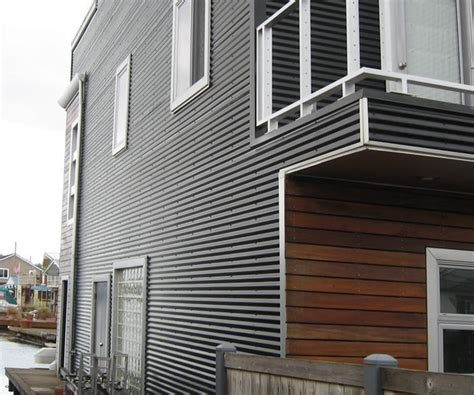 metal sided houses how to install steel siding contractor quotes