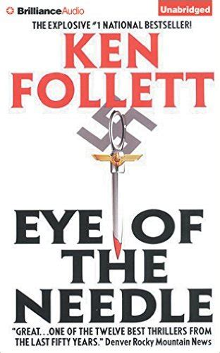 Eye Of The Needle Novel Fiksi eye of the needle book review readers