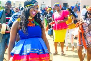 pedi traditional skirt a precious pedi wedding in limpopo style decor