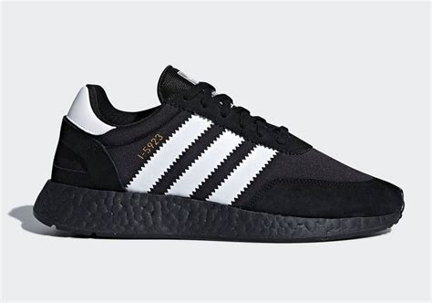 adidas iniki boost black boost sole coming soon sneakernews