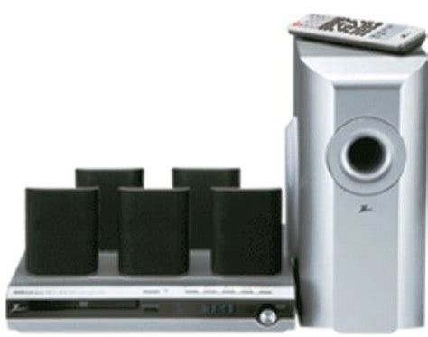 zenith zhd 311 dvd home theater 300w multi format disc