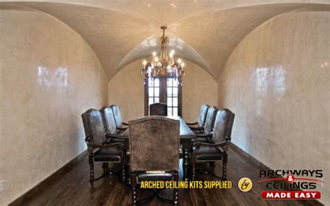 Archways And Ceilings Made Easy by Arched Ceilings Dining Room Dallas By Archways And