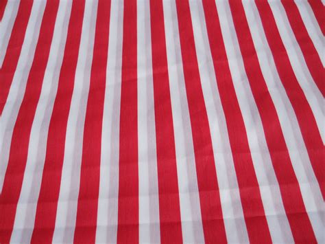 red drapery fabric red stripe fabric red white drapery fabric red home decor