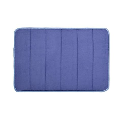 Memory Foam Rugs For Bathroom Absorbent Soft Memory Foam Bath Bathroom Bedroom Floor Shower Mat Rug Non Slip Ebay