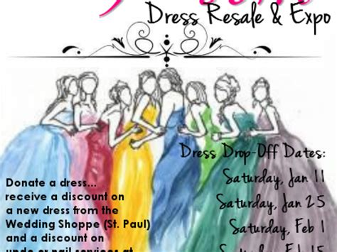 prom dress resale expo apple valley mn patch