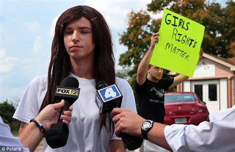 transgender high school bathroom hillsboro high school students protest over lila perry