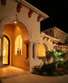 Outdoor Entryway Decorating Ideas Front Porch Mediterranean Porch Austin By Asomoza