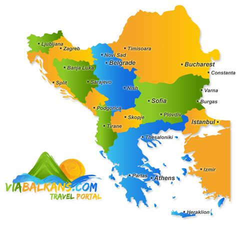 balkans map balkan countries images