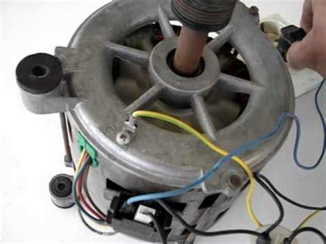 como conectar motor escobillas lavadora directamente a c 243 mo conectar un motor de lavadora ii youtube