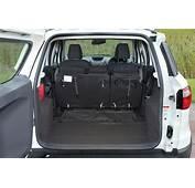 Ford Ecosport Interior  Autocar