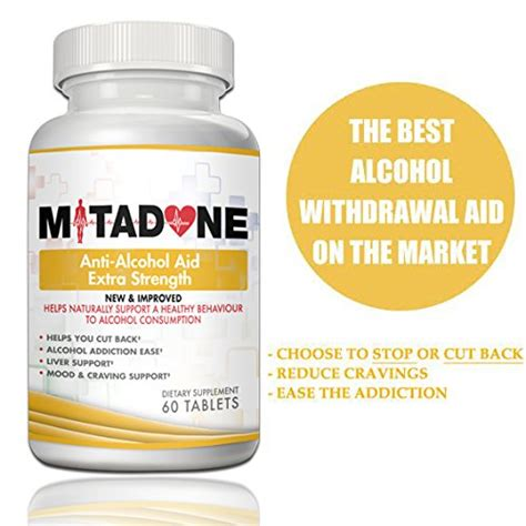 Liver Detox Withdrawal Symptoms by Mitadone Anti Aid With Milk Thistle Kudzu Root