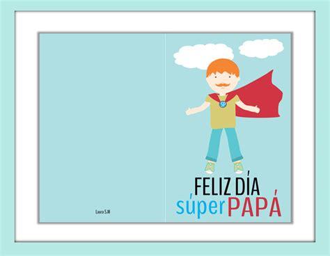Tarjetas Para Personalizar E Imprimir Gratis Dia Del Padre   tarjetas del dia del padre para imprimir y personalizar