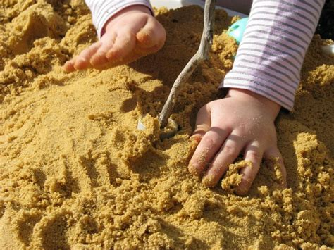 Sensory Play With Sand Learning 4 Kids