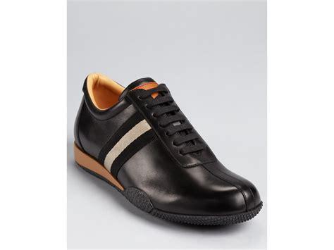 bally freenew sneakers in black for lyst