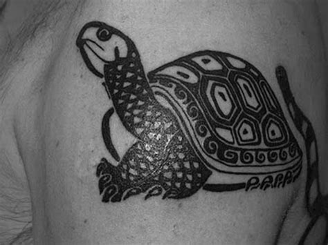 lucky boys tattoo lucky turtle tattoos for boys and