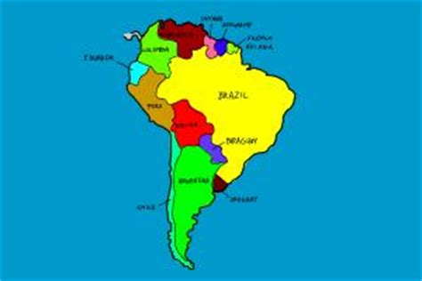 south america map drawing how to draw south america drawingnow