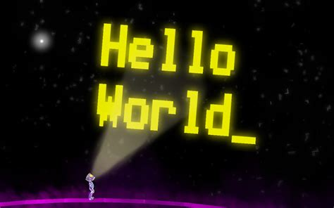 Hello World Screenshots Hello World