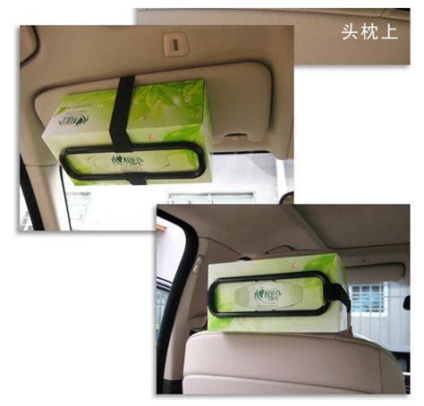 Tempat Tisu Mobil Tissue Box Car Tissu Holder Mitsubhisi Blue car tissue box holder visor seat back headrest car armrest napkin paper boxes car holder car