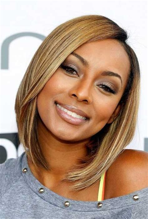 light silky keri hilson straight blonde medium length remy human 30 short cuts for black women short hairstyles 2017
