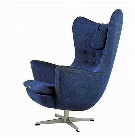 A Wingback Swivel Chair C 1970 Modern Design Leonard Wingback Swivel Chair