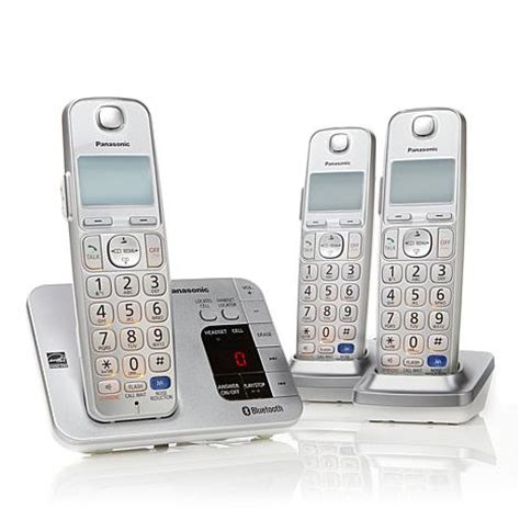 panasonic phones panasonic phones cordless link2cell