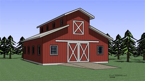 monitor style barn barn plans with loft monitor style barn plans monitor