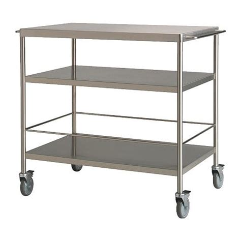 ikea cart on wheels flytta kitchen cart ikea