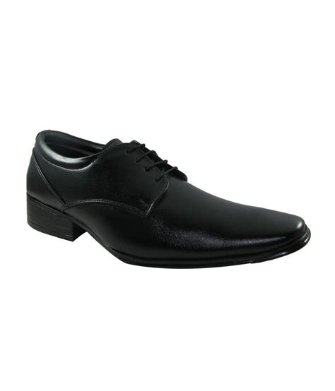faith black lace formal shoes price in india buy faith