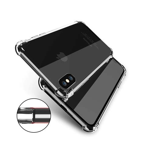 Casing Hp Shockproof Silicone Anti Knock Iphone 5 5s Iphone 5c for apple iphone x 8 7 6 6s plus 5s se clear gel tpu shockproof back cover ebay